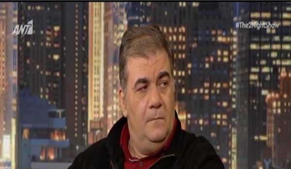 Ο Δημήτρης Σταρόβας ξέσπασε σε κλάματα πάνω στη σκηνή για τον Λαυρέντη Μαχαιρίτσα