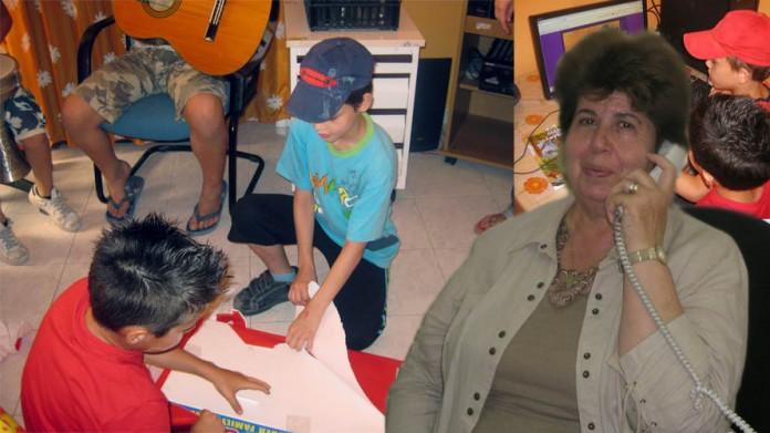 Στέγη Ανηλίκων Σύρου: Μια «Στέγη» και μια Μάνα για τα παιδιά ενός κατώτερου θεού