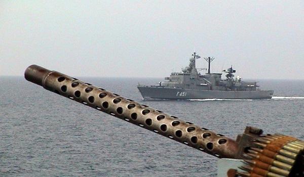 Ναύαρχος Χρηστίδης: Αυτό είναι το μεγαλύτερο όπλο του Πολεμικού Ναυτικού