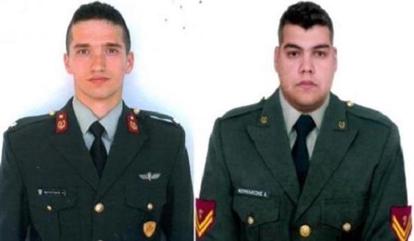 Έκτακτο επισκεπτήριο των γονιών των δύο στρατιωτικών στις φυλακές