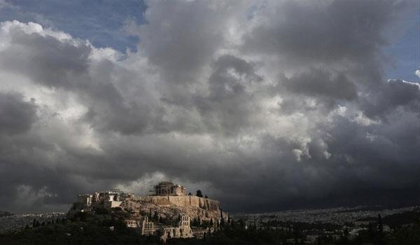 """""""Διδώ"""": Επιμένει η κακοκαιρία με βροχές και καταιγίδες - Πότε θα εξασθενήσουν τα φαινόμενα"""