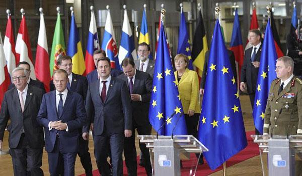 Χλιαρό μήνυμα των 28: Η ΕΕ θα παρακολουθεί τις ενέργειες της Τουρκίας στην ΑΟΖ της Κύπρου