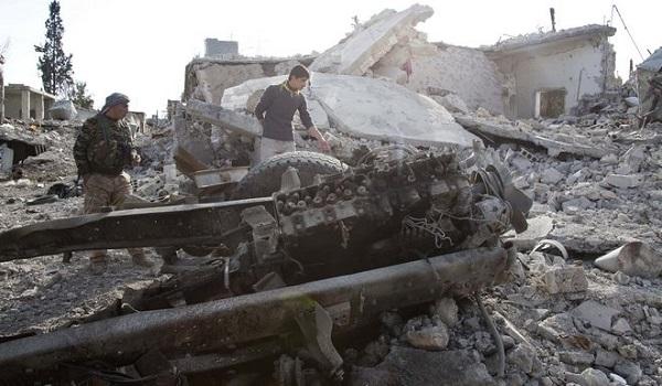 Συρία: Νεκροί 18 άμαχοι από βομβαρδισμό στην Ιντλίμπ
