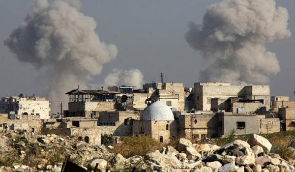 Βομβαρδισμοί στην Ιντλίμπ παρά την κατάπαυση του πυρός