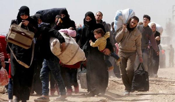 ΟΗΕ: Στους 900.000 οι εκτοπισμένοι από τον Δεκέμβριο στο Ιντλίμπ