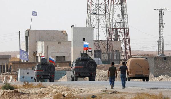 Συριακές δυνάμεις ελέγχουν την Μανμπιτζ - Αντεπίθεση του SDF στην Ρας αλ-Άιν