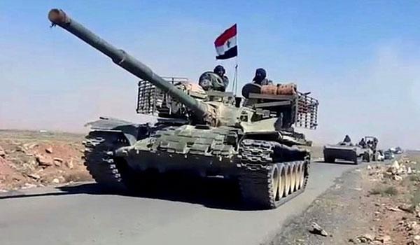 Συρία: Τουρκική εισβολή στη Μανμπίτζ - Αντίσταση των Κούρδων, μπαίνει και ο στρατός του Άσαντ
