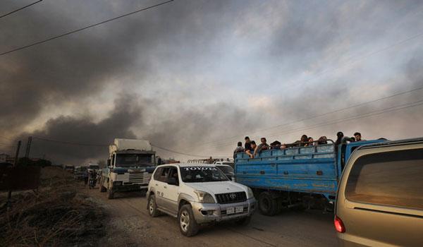 Συρία: Πάνω από 181 στόχους έπληξαν οι Τούρκοι - Άμαχοι μεταξύ των νεκρών
