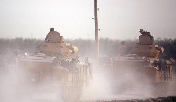 Συνεχίζονται οι επιθέσεις της Τουρκίας στη Συρία - Νέες απειλές Ερντογάν κατά της Ευρώπης