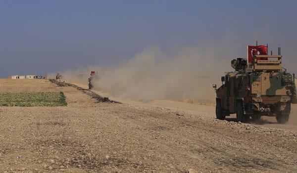 Έτοιμη η Άγκυρα για εισβολή στη Συρία - Βομβάρδισε θέσεις των Κούρδων