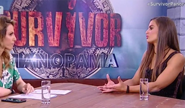 Survivor: Η Μαρίνα Πήχου αποκάλυψε τι συνέβη ανάμεσα σε εκείνη και τον Ηλία Γκότση