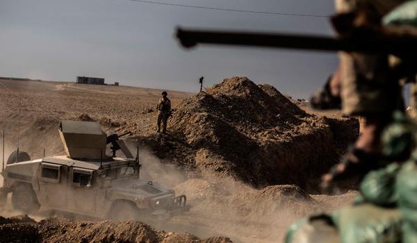 Ξεκίνησε η τελική μάχη για την εξάλειψη του Ισλαμικού Κράτους