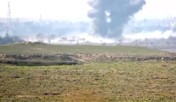 Συρία: 16 νεκροί από τις επιδρομές στο τελευταίο προπύργιο του ISIS. Μεταξύ τους 7 παιδιά