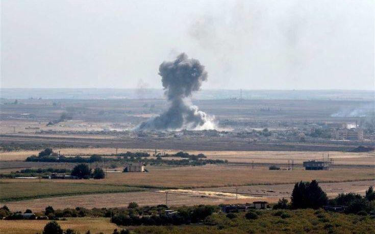 Τέταρτη μέρα τουρκικής εισβολής στη Συρία. Δείτε τον χάρτη με την εξέλιξη των επιχειρήσεων
