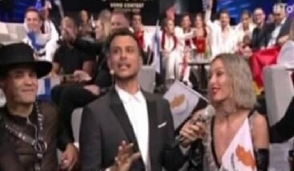 Eurovision 2019: Η δύσκολη ερώτηση που έκαναν στην Τάμτα και δεν είδαμε ποτέ
