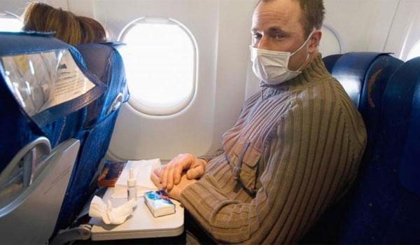 Συνταξιδεύεις με άρρωστο επιβάτη; Δες εάν κινδυνεύεις να κολλήσεις