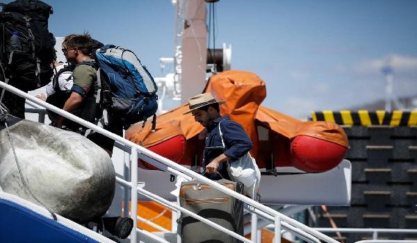 Μαζική έξοδος των εκδρομέων για το Δεκαπενταύγουστο - Σε ισχύ κυκλοφοριακά μέτρα