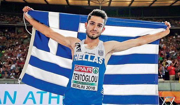 Μίλτος Τεντόγλου:  Από το παρκούρ πρωταθλητής στο άλμα εις μήκος