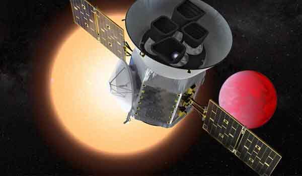 H πρώτη φωτογραφία του κυνηγού εξωπλανητών TESS συγκλονίζει