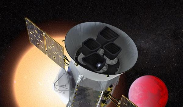 Έτοιμο για εκτόξευση απόψε το νέο αμερικανικό διαστημικό τηλεσκόπιο TESS