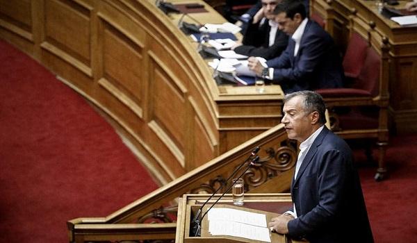 Βουλή: Υπέρ της πρότασης δυσπιστίας θα ταχθεί το Ποτάμι