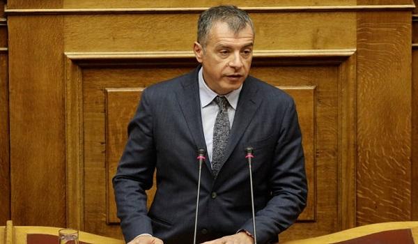 Ποτάμι: Δεν δίνουμε ψήφο εμπιστοσύνης στον κ. Τσίπρα