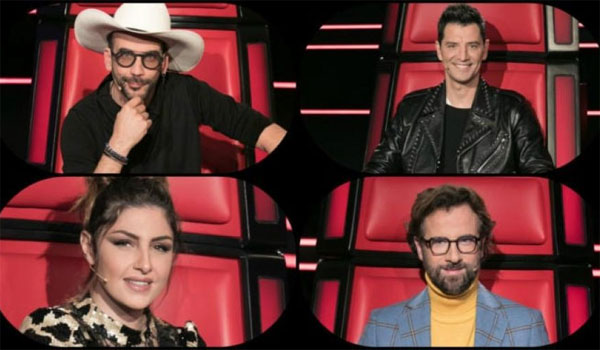 The Voice: Αυτοί είναι οι 9 πρώτοι που πέρασαν στον ημιτελικό