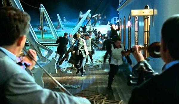 Δείτε για πρώτη φορά κομμένη σκηνή της ταινίας Τιτανικός!