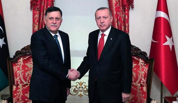 """""""Ναι"""" από την Λιβύη στη στρατιωτική βοήθεια της Τουρκίας"""