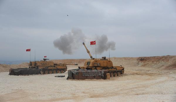 Καταδικάζει το Κάιρο την εισβολή της Τουρκίας στη Συρία: Θρασύτατη ενέργεια