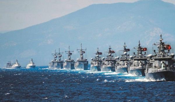 """Κλιμακώνει την ένταση η Τουρκία: """"Η ανατολική Μεσόγειος δεν είναι λίμνη κανενός"""""""