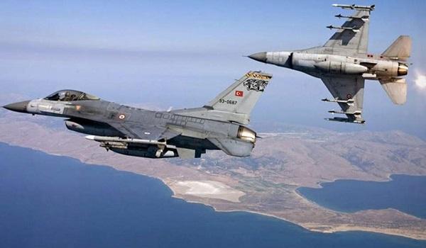 Αιγαίο: 52 παραβιάσεις του εναέριου χώρου από τουρκικά μαχητικά