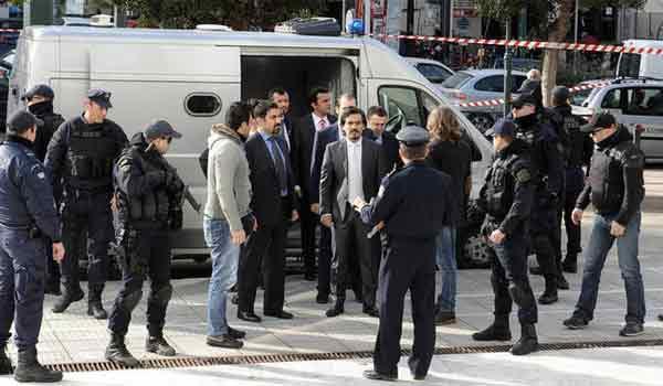 Εκπρόσωπος της ΕΛ.ΑΣ: Σε μυστική τοποθεσία οι δύο Τούρκοι κομάντος