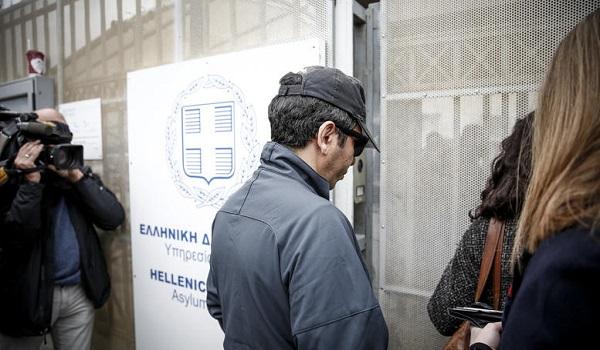 Διοικητικό Πρωτοδικείο: Νόμιμη η κράτηση του Τούρκου αξιωματικού
