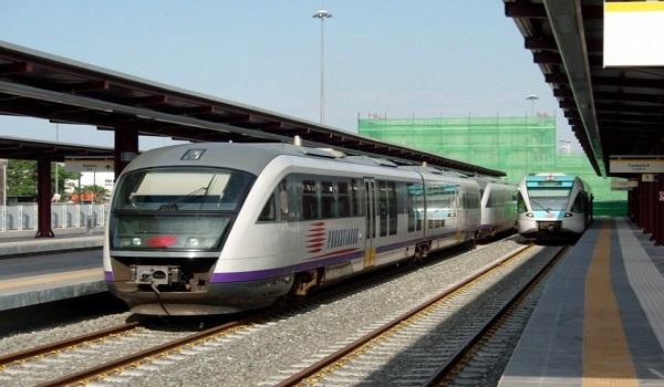 ΤΡΑΙΝΟΣΕ: Προβλήματα στη γραμμή Θεσσαλονίκης - Κατερίνης λόγω της κακοκαιρίας