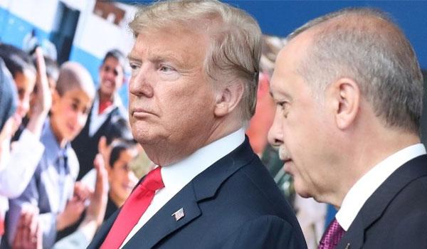 Ο Τραμπ απαιτεί να αποφυλακιστεί από τουρκική φυλακή ο Αμερικανός πάστορας