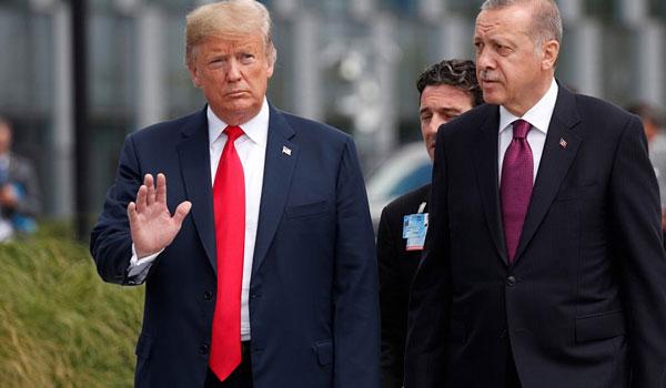 Επιστολή Τραμπ στον Ερντογάν: Μην παριστάνεις τον σκληρό, μην είσαι ανόητος