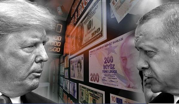Βαριές κυρώσεις στην Τουρκία επιβάλει ο Τραμπ