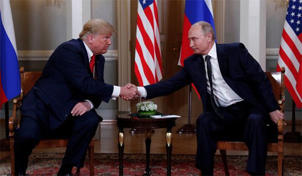 Αναταράξεις στην Ουάσινγκτον: Φόβοι ότι ο Πούτιν ηχογράφησε τη συνάντηση με τον Τραμπ