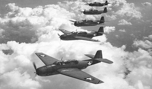 O εφιάλτης της «Πτήσης 19» - Όταν πέντε βομβαρδιστικά χάθηκαν στο τρίγωνο των Βερμούδων