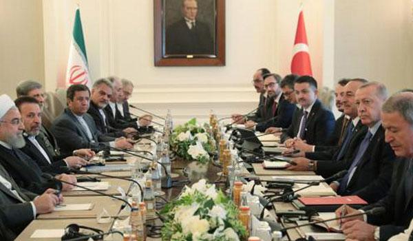 Κρίσιμη τριμερής Ερντογάν, Πούτιν και Ροχανί στην Άγκυρα