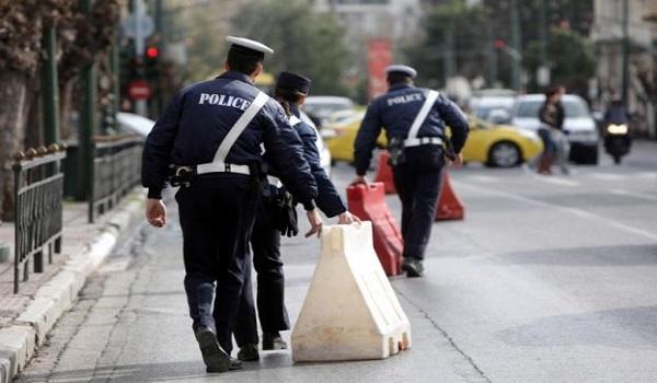 Κυκλοφοριακές ρυθμίσεις στην Αθήνα την Κυριακή – Ποιοι δρόμοι θα είναι κλειστοί