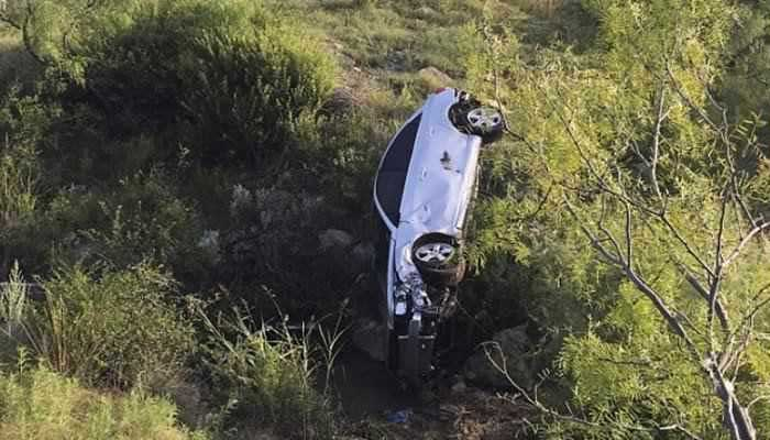 Σε γκρεμό έπεσε αυτοκίνητο στο οποίο επέβαιναν δυο γυναίκες