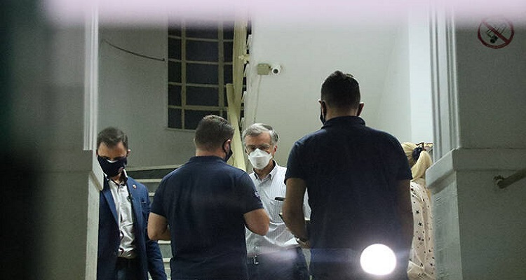 Κορονοϊός: Στο νοσοκομείο 21 από τους 32 ηλικιωμένους που διαμένουν στο γηροκομείο