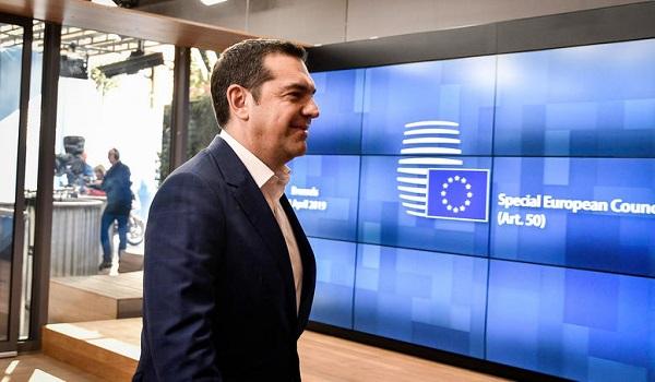 Στη Σύνοδο των Ευρωσοσιαλιστών ο Αλέξης Τσίπρας