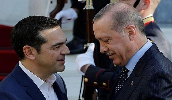 Τι είπε ο Ερντογάν με τον Τσίπρα για τους 2 Έλληνες και τους 8 Τούρκους