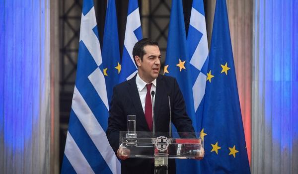 Τσίπρας: Η Ελλάδα επιστρέφει στους Έλληνες. Θα έχει την ευθύνη για τον εαυτό της και το μέλλον της