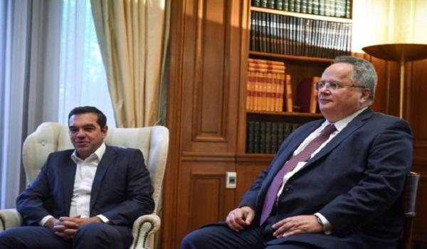 Δεκτή η παραίτηση του Νίκου Κοτζιά - Ο Τσίπρας αναλαμβάνει το Υπουργείο Εξωτερικών