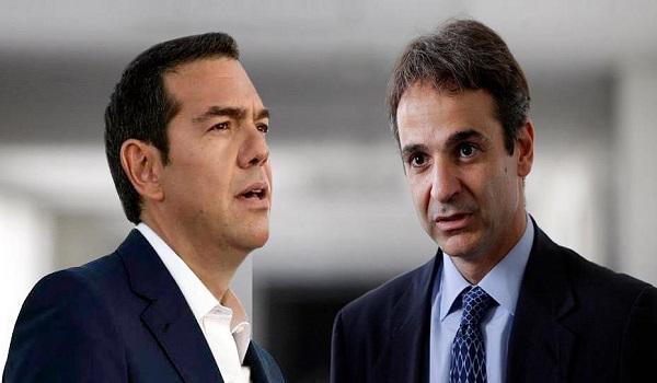 Τα φορολογικά προγράμματα ΣΥΡΙΖΑ και ΝΔ – Οι μεγάλες διαφορές