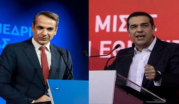 ΣΥΡΙΖΑ: Επιμένουμε για debate Τσίπρα με Μητσοτάκη - ΝΔ: Δεν πρόκειται να γίνει